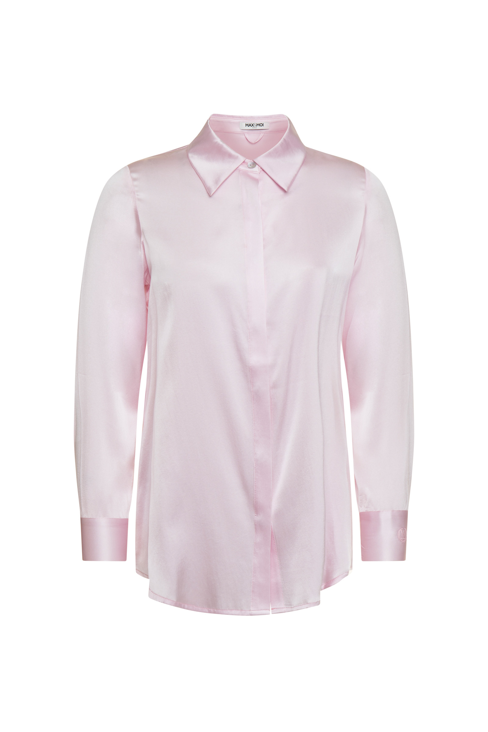 CHEMISE LEVY ROSE