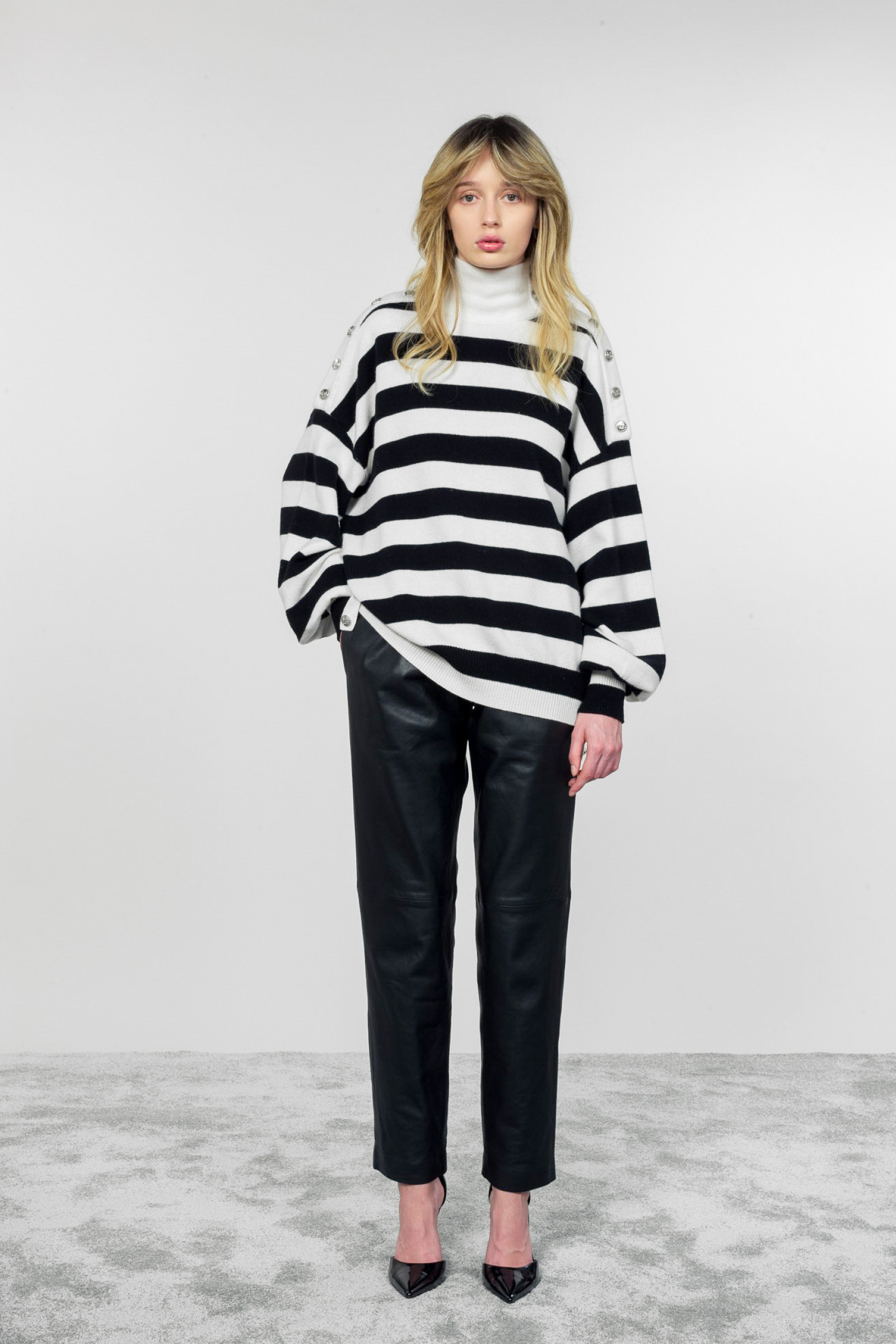 PULL PAGOTTE BLACK