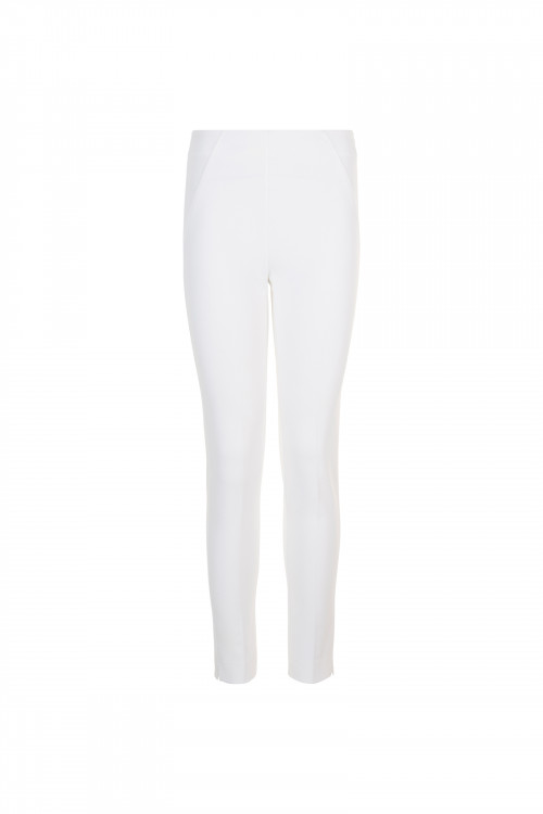 Small product image of LEGGING EN TISSU ITALIEN BLAKE  WHITE
