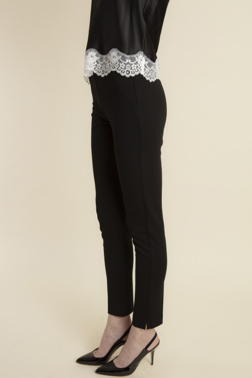 Small product image of LEGGING EN TISSU ITALIEN BLAKE  BLACK