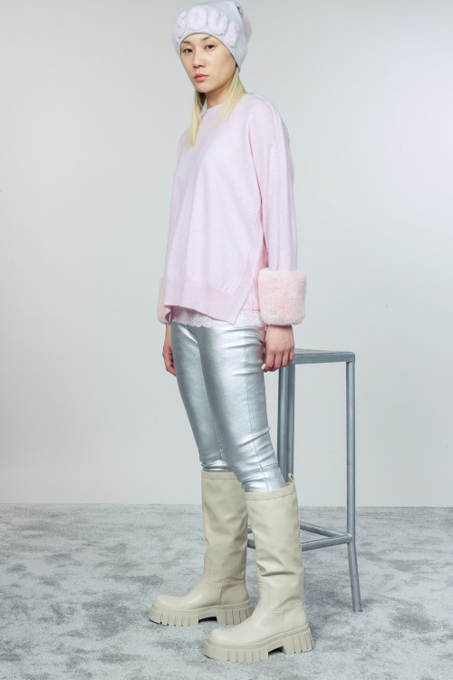 Small product image of PULL PLUIE ROSE