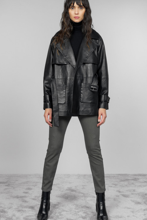 Small product image of TRENCH VESUVE BLACK