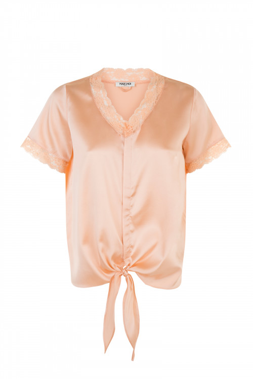 Small product image of BLOUSE HARIANA SALMON