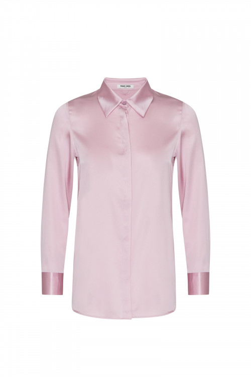 Small product image of SILK SHIRT LEVY LILAC