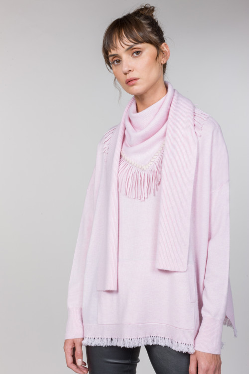 Small product image of SCARF ALOE ROSE