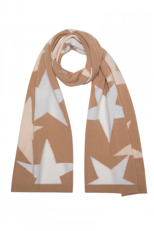 Small product image of SCARF AMOUR PECAN