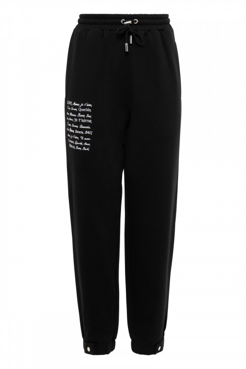 Small product image of PANTS BISCOTTO BLACK
