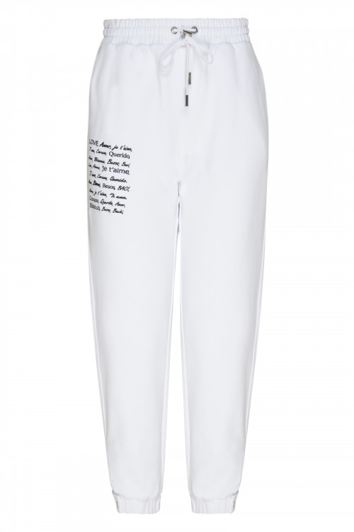 Small product image of PANTS BISCOTTO BLANC
