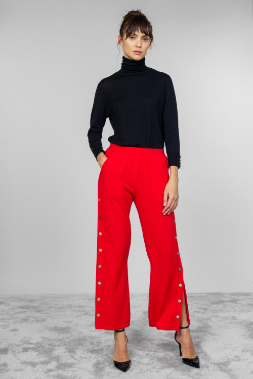 Small product image of PANTS BLOOM CARMIN