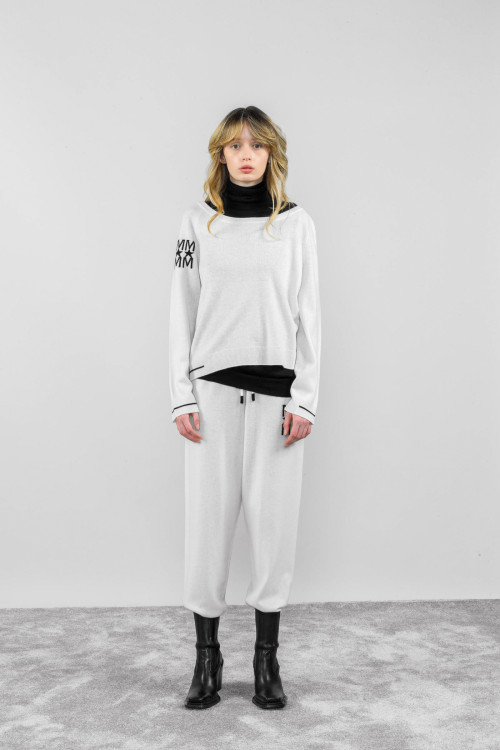 Small product image of JUMPER DODO BLANC