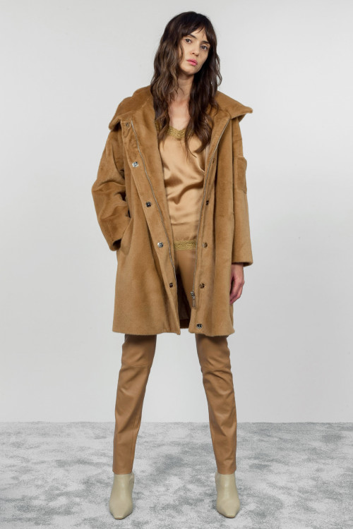 Small product image of COAT MADINETTE PECAN