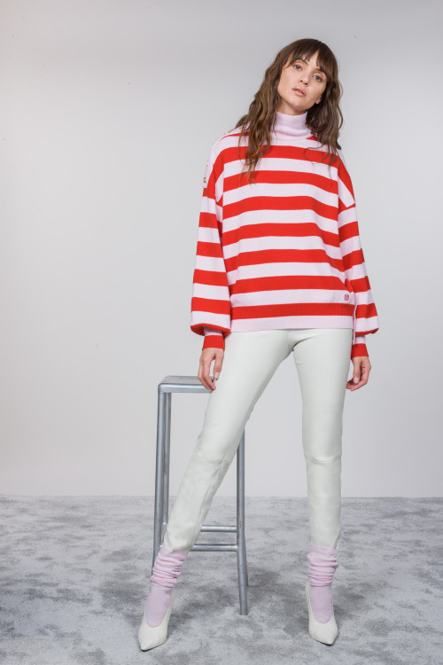 Small product image of JUMPER PAGOTTE CARMIN