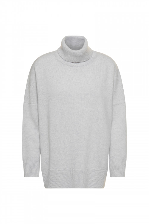 Small product image of TURTLE NECK JUMPER PRAIRIE DRAGEE
