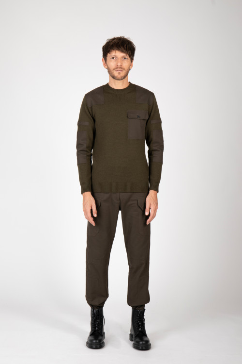 Small product image of SWEATER P06 ARMY