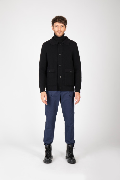 Small product image of CARDIGAN G01 BLACK