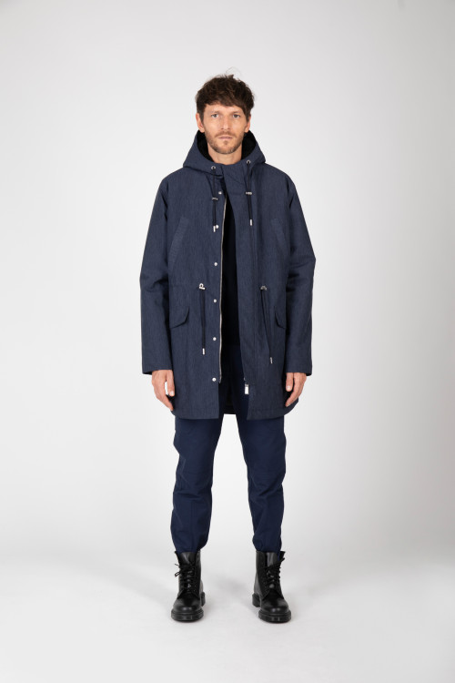 Small product image of PARKA D01 NAVY