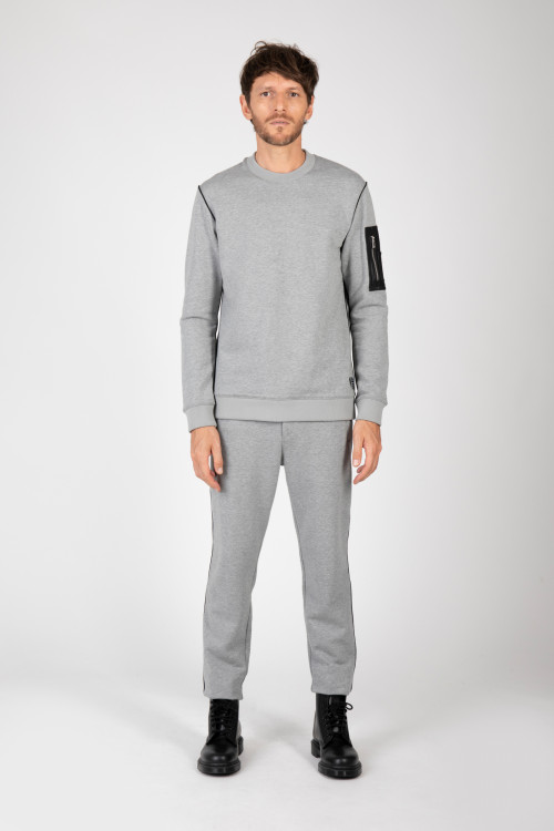 Small product image of SWEATER P01 GREY