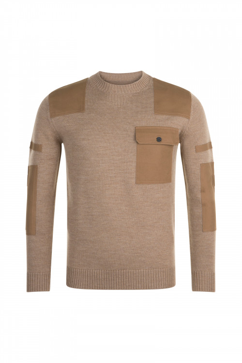 Small product image of SWEATER P06 BEIGE
